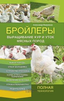 Бройлеры. Выращивание кур и уток мясных пород