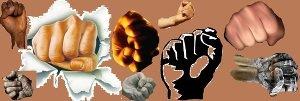 Сказка о мешке с кулаками