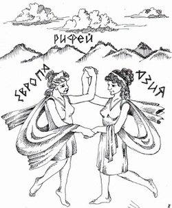 Рифейские горы