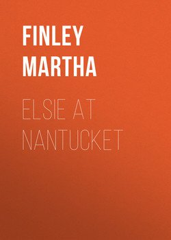 Elsie at Nantucket
