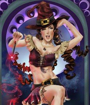 Муниципальная ведьма - 1