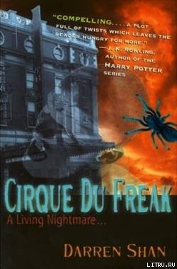 Cirque Du Freak [A Living Nightmare]