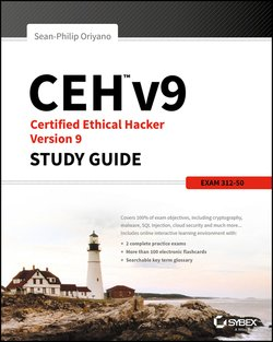 CEH v9. Certified Ethical Hacker Version 9 Study Guide