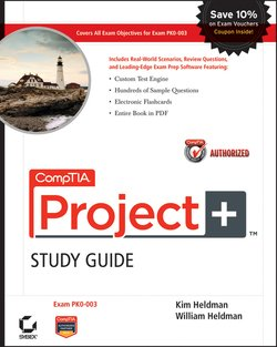 CompTIA Project+ Study Guide Authorized Courseware. Exam PK0-003