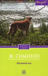 Желтый пес