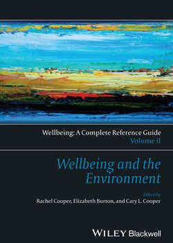 Wellbeing: A Complete Reference Guide, Wellbeing and the Environment