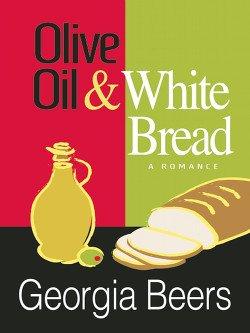 Оливковое масло и белый хлеб