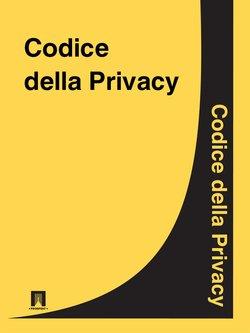 Книга Codice della Privacy