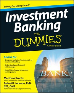 Investment banking for dummies pdf pbr stock price forexpros economic calendar