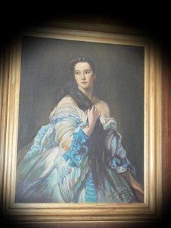 Ольга Красивая из рода графов Д