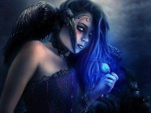 Аделина. Начало приключений ведьмочки