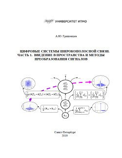 Цифровые системы широкополосной связи. Часть 1. Введение в пространства и методы преобразования сигналов
