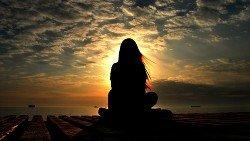 Мой мир - одиночество...
