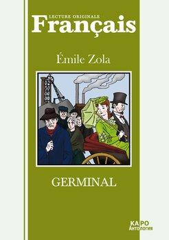 Жерминаль. Книга для чтения на французском языке