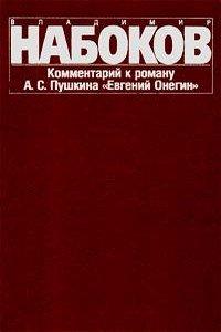 Комментарий к роману «Евгений Онегин»