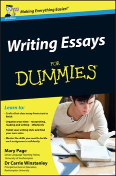 writing essays for dummies epub