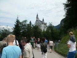 Альпы и Германия