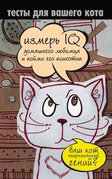 Тесты для вашего кота. Измерь IQ домашнего любимца и пойми его психотип