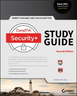 CompTIA Security+ Study Guide. Exam SY0-501