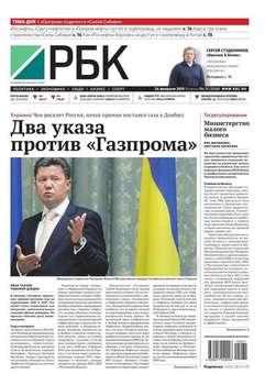 fb2 Ежедневная деловая газета РБК 203