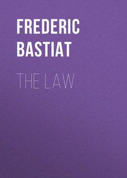 The Law Bastiat Pdf