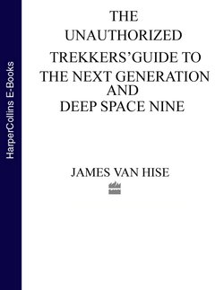 The Unauthorized Trekkers' Guide to the Next Generation and Deep Space Nine
