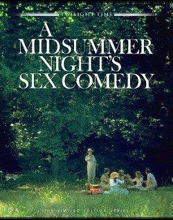Секс-комедия в летнюю ночь