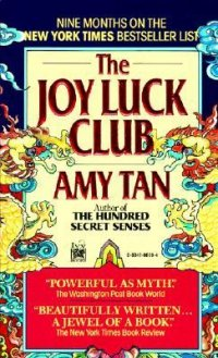 amy tan s the joy luck club The joy luck club(1989) was her first work of fiction, and it was on the new york times bestseller list for longer than any other book in 1989 amy tan has been married to her husband, lou demattei, for over twenty years, and they have a cat named sagwa and a dog named mr zo.