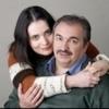Марина и Сергей Дьяченко