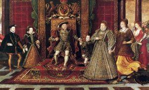 Романы о династии Тюдоров