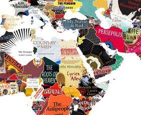 Разные страны в художественных произведениях