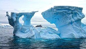 Книги с действием в Антарктиде