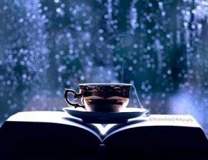 Книги, которые хочется читать в дождь