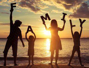 Странные и необычные семьи