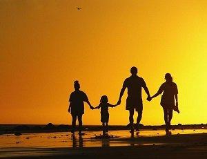 Сложности семейных отношений