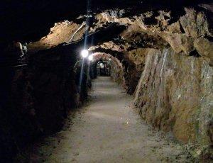 Жизнь в подземелье