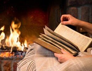 Книги для уютного зимнего вечера