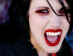 Атмосферные книги о вампирах