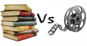 Книги, ставшие фильмами