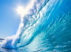 Волшебное и манящее море