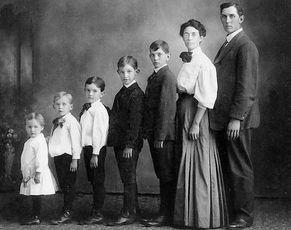 Семейные саги
