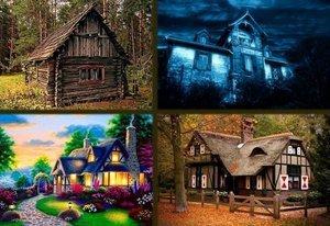 Такие разные дома