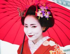 Сложное искусство гейши